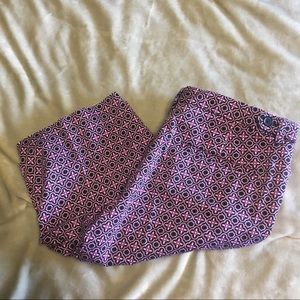 Laundry by Shelli Segal patterned shorts.